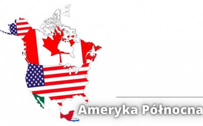 10 najdłuższych granic w Ameryce Północnej