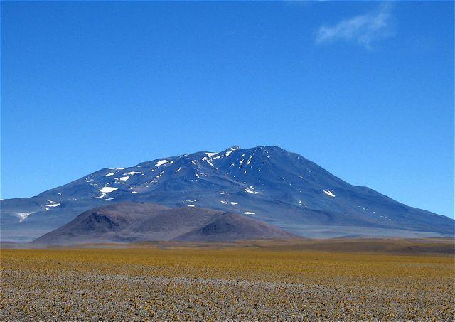Cerro Bonete grafika