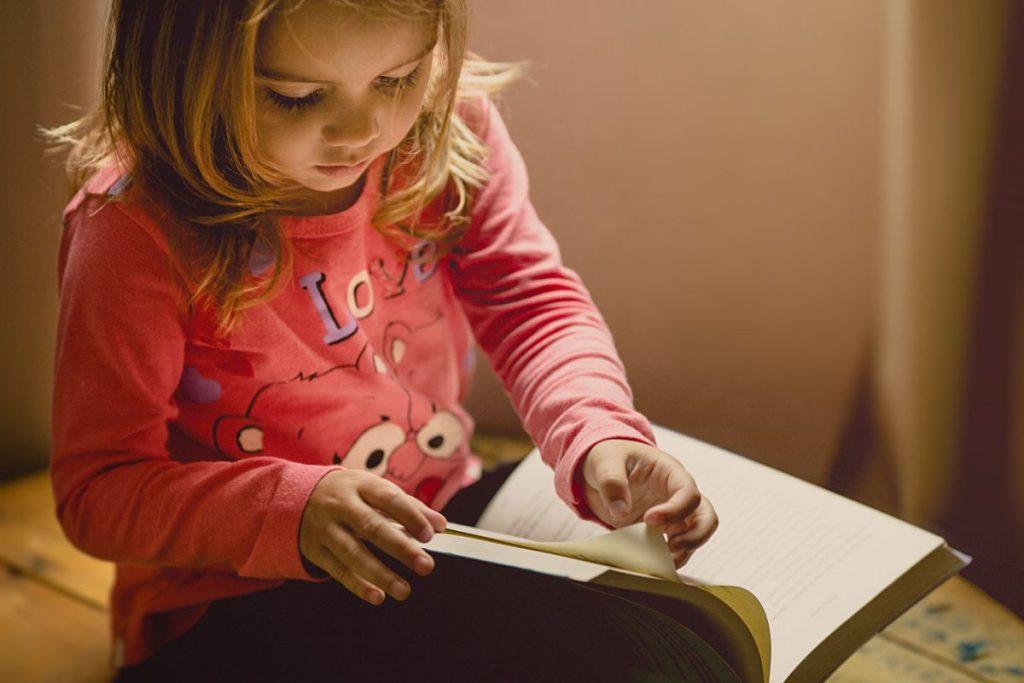 dziecko książka