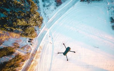Podstawowe zasady wykorzystania drona w podróży