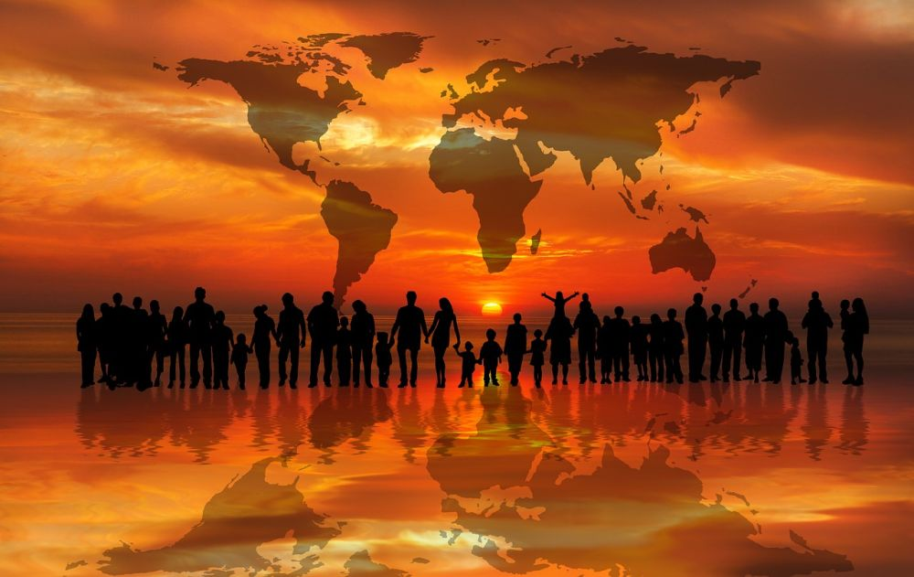10 największych państw pod względem ludności w Afryce
