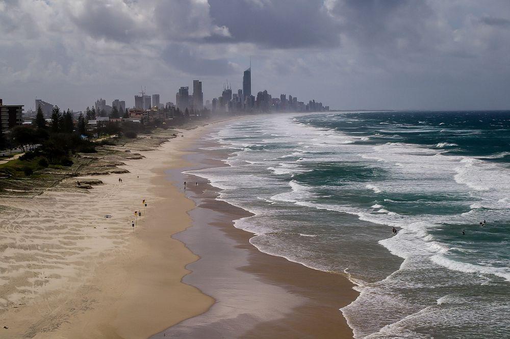 Gold Coast grafika