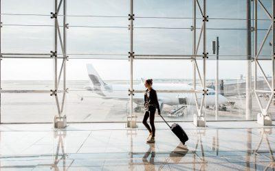 Pierwszy lot samolotem- jak się do niego przygotować?