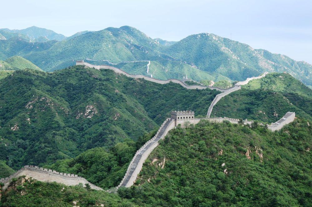 Wielki Mur Chiński grafika