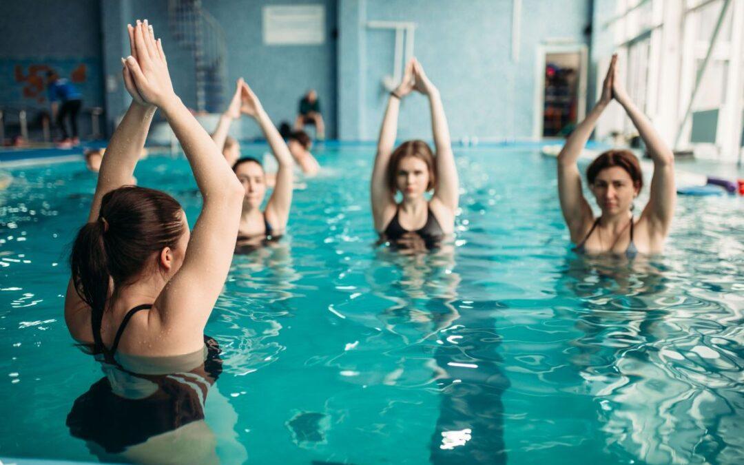 Aerobik w wodzie – skuteczny sposób na schudnięcie i zgrabną sylwetkę!
