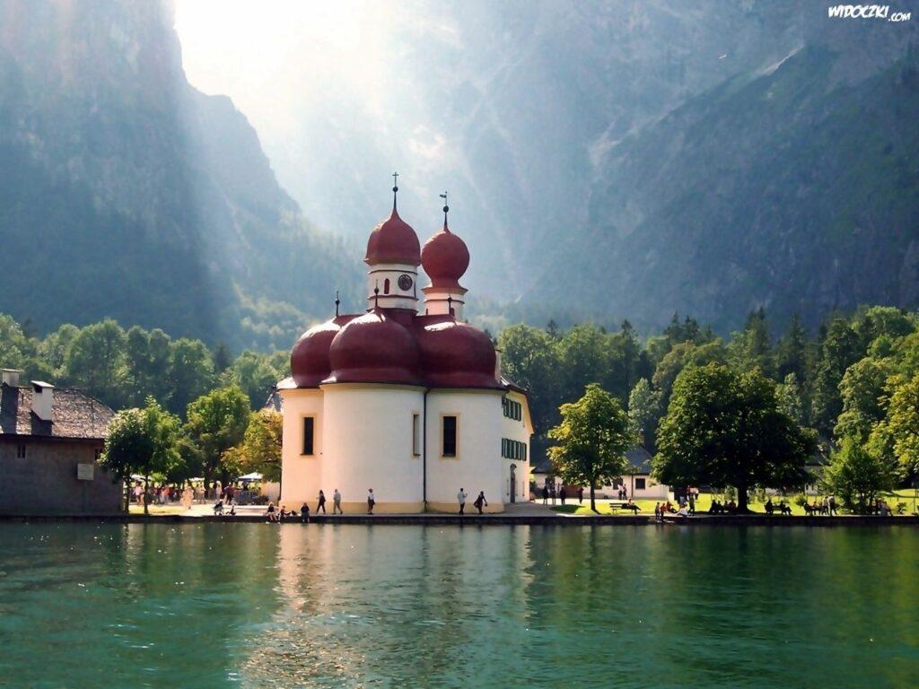 Bawaria kościół