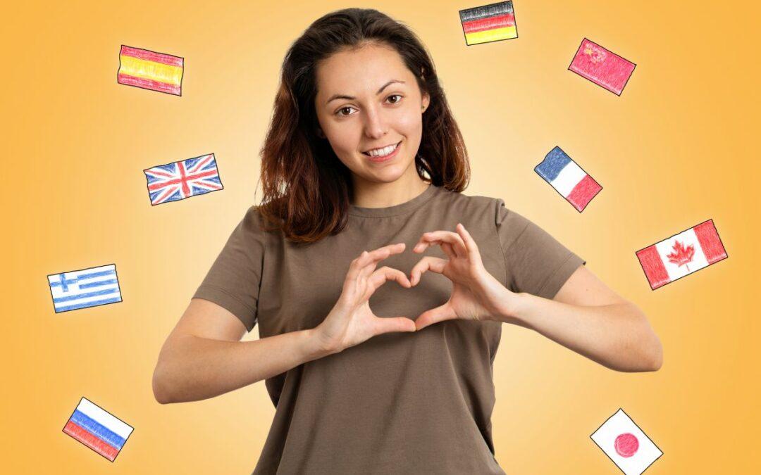 Nauka języków obcych? Tylko u najlepszych