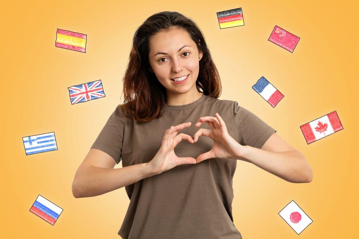 Nauka języków obcych Tylko u najlepszych