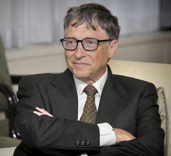 Bill Gates grafika
