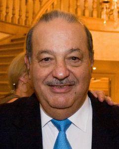 Carlos Slim Helu grafika