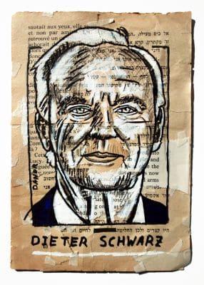 Dieter Schwarz grafika