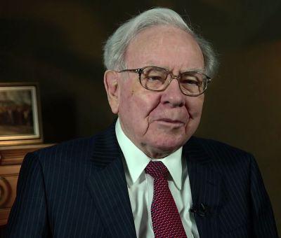 Warren Buffett grafika