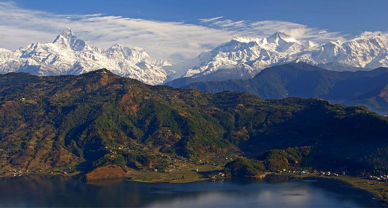 Annapurna grafika
