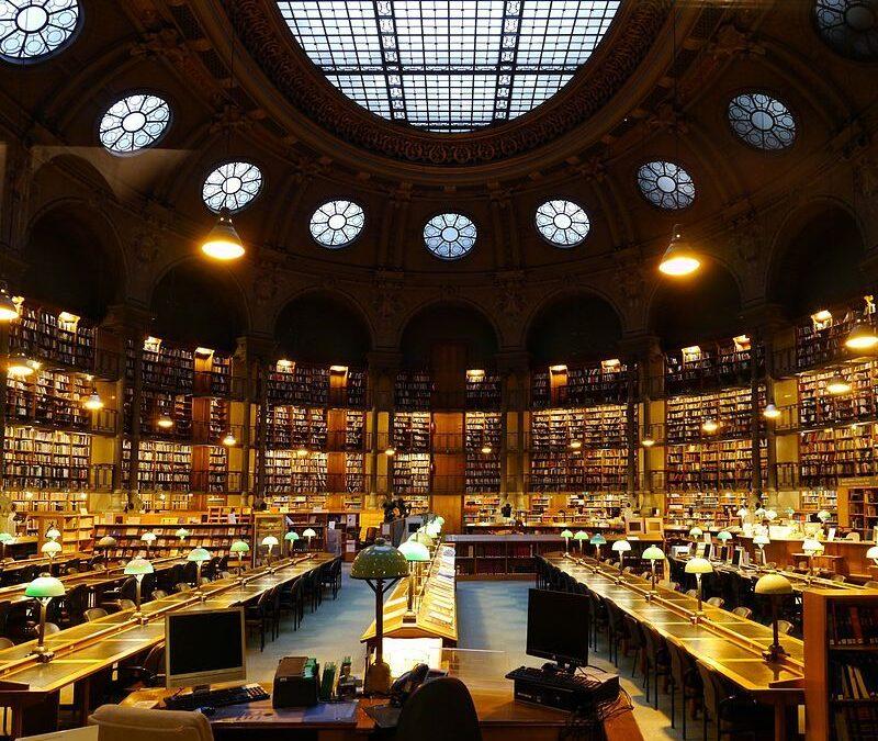 10 największych bibliotek w Europie