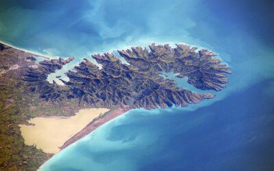 10 największych jezior w Australii i Oceanii