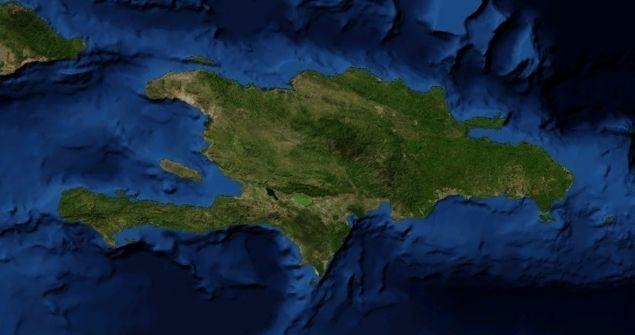 Haiti grafika