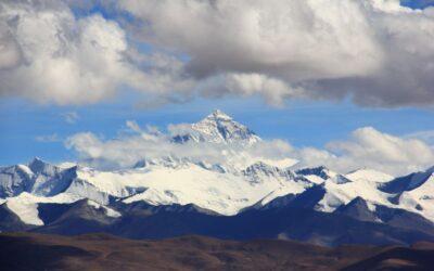 10 najwyższych szczytów w Azji