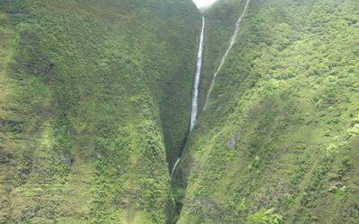 10 najwyższych wodospadów w Ameryce Północnej